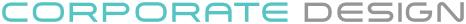 Webcom Marketing - Schriftzug Corporate Design