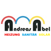 Webcom Marketing - Logo A. Abel Heizung Sanitär Solar