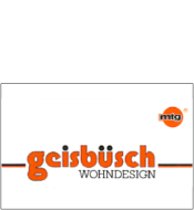 Webcom Marketing - Druckprodukt - Visitenkarte Geisbüsch Wohndesign