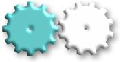 Webcom Marketing - Piktogramm Zahnräder - Konzeptentwicklung